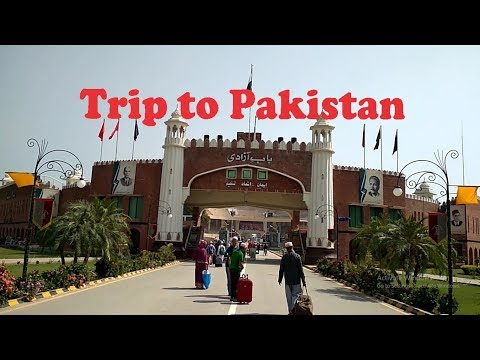My journey to KARACHI, PAKISTAN from INDIA via WAGAH BORDER