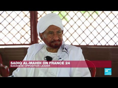 'Military council came to power without a plan', Sudan opposition leader tells FRANCE 24