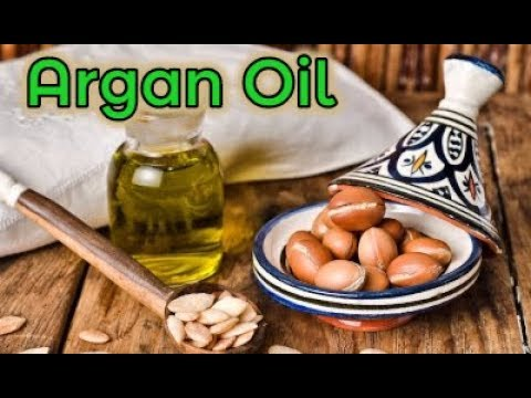 Argan Oil - More Than Just a Beauty Tonic It is So Good You Can Eat It -Benefits Health, Hair & Skin