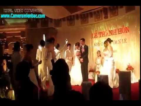 Đám cưới Đan Lê - Khải Anh - cameramienbac.com