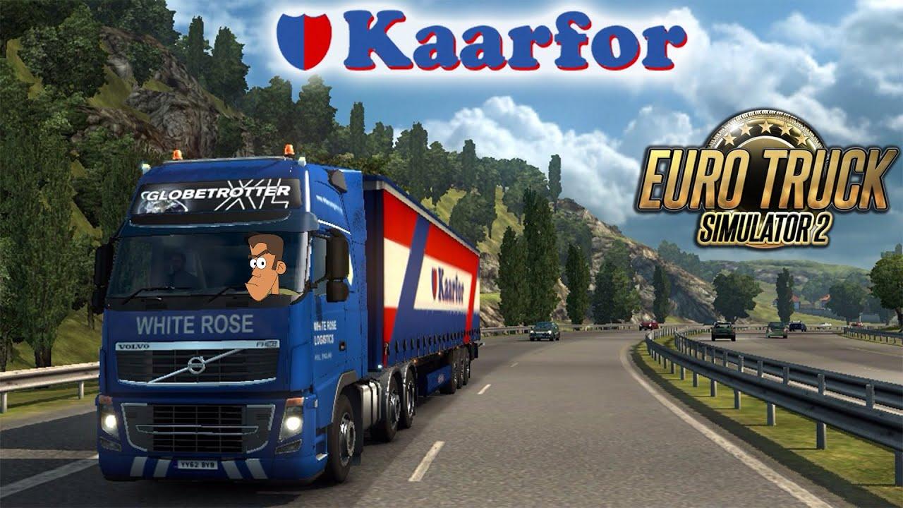 Mă duc până la KAARFOR - Frătzică Gaming Euro Truck Simulator 2