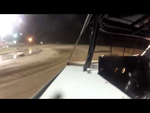 Nick Hoffman l Kankakee County Speedway l UMP Modified A-Main l 6.19.15