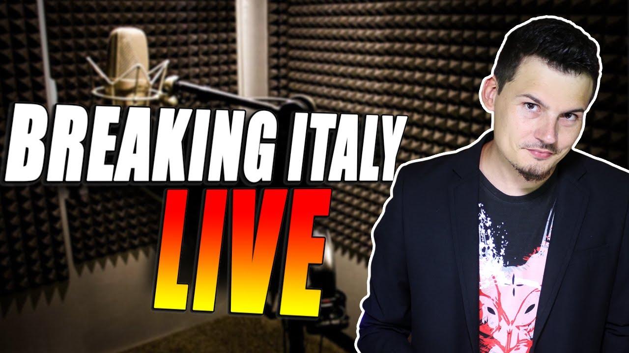 Breaking Italy LIVE! - 15 Gennaio 2020