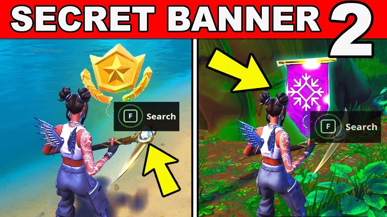 secret battle star week 2 season 8 location loading screen fortnite week 2 secret banner replaced - fortnite season 8 week 6 secret battle star forbes