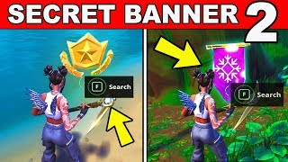 SECRET BATTLE STAR WEEK 2 SEASON 8 LOCATION Loading Screen Fortnite – WEEK 2 SECRET BANNER REPLACED