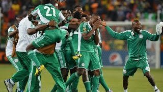 Nigerian Supper Eagle Score 3-1 Against Luxembourg Today