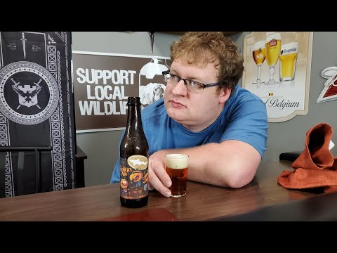 Dogfish Head Punkin Ale Review!