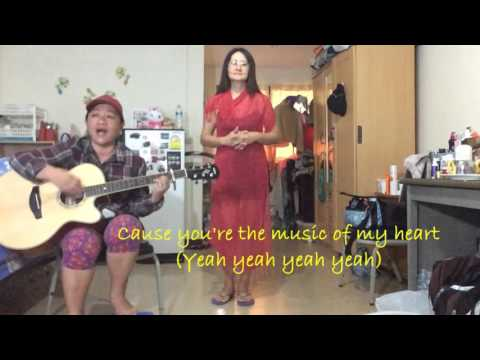 Music of my Heart by Nicole C. Mullen cover with lyrics