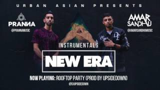 Download Hindi Video Songs - Rooftop Party (Instrumental) - Amar Sandhu & PRANNA ft. Mickey Singh & UpsideDown