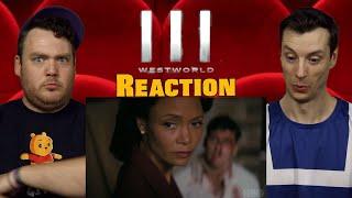 Westworld Season 3 - Comic Con Trailer Reaction / Review / Rating