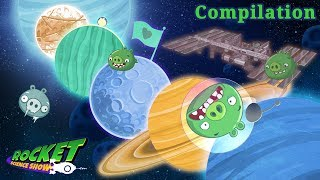 Angry Birds - Rocket Science Show | All NASA Episodes Compilation