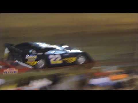 Alan Vaughn Late Model Feature Nevada Speedway 9.30.17