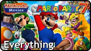 Mario Party 7 - Everything (Multiplayer)