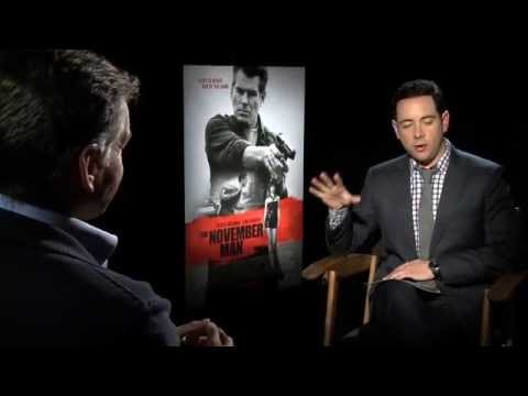 THE NOVEMBER MAN Interview: Pierce Brosnan