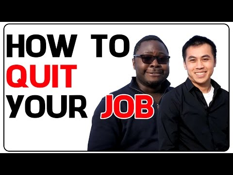 How to Quit Your Job - Spirited Travelpreneur Interview