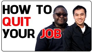 how to quit your job spirited travelpreneur interview