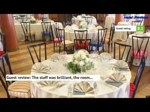 Grand Hotel Nizza Et Suisse **** Hotel Review 2017 HD, Montecatini Terme, Italy