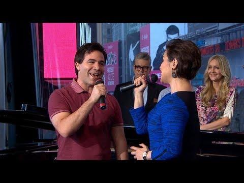 Lea Salonga And Brad Kane Sing Aladdin Theme Song 'A Whole New World' On Good Morning America