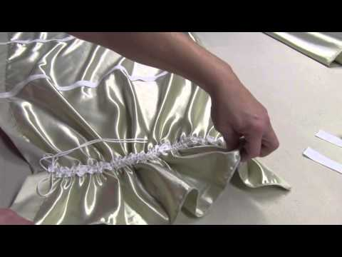 How To Make An Austrian Valance