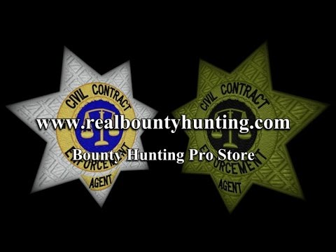Bounty Hunting Pro Equipment Supply Store Bail Enforcement