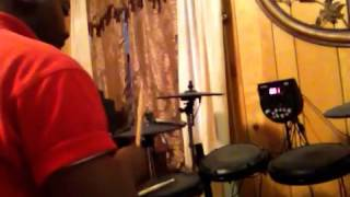 Joshua Harris, B2K, One Kiss, Drum Cover