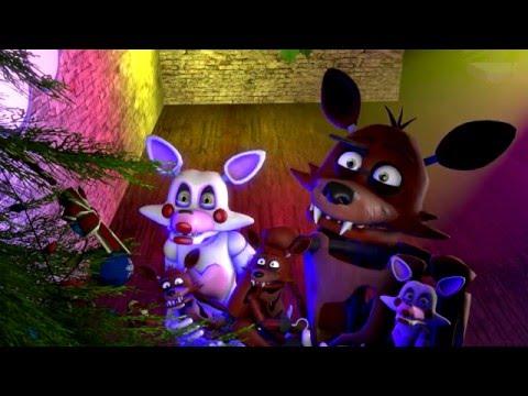 [SFM FNAF] Foxys Family: Christmas Special