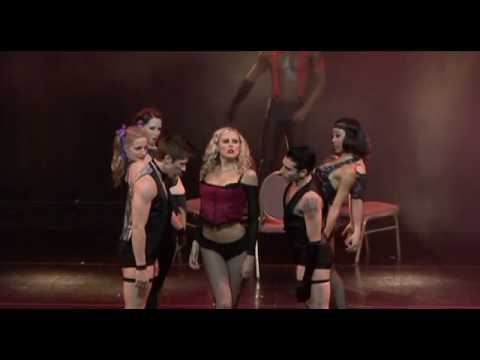 Cabaret for Broadway Dance Center's 25 anniversary (Shea Sullivan choreography)