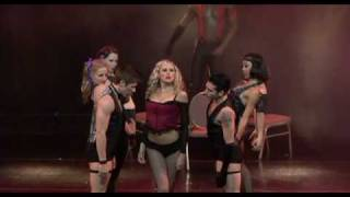 Cabaret for Broadway Dance Center's 25 anniversary (Shea Sullivan choreography)
