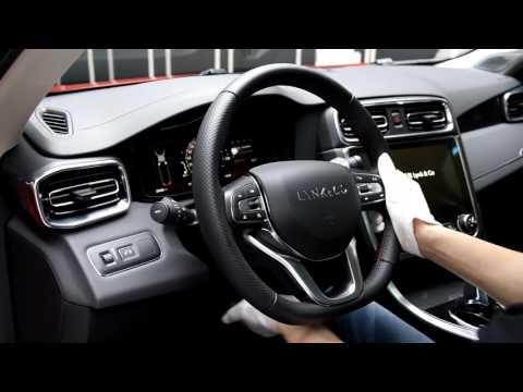 2018 Lynk & CO 01  Новый китайско шведский паркетник от Geely и Volvo