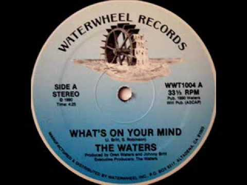 "The Waters ""What"