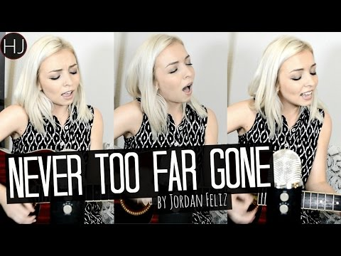 Never Too Far Gone by Jordan Feliz // Cover by Hope Jubilee