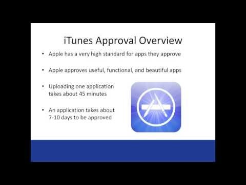 Getting Your App Approved By Apple