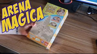 ARENA MAGICA - UNBOXING Y GAMEPLAY