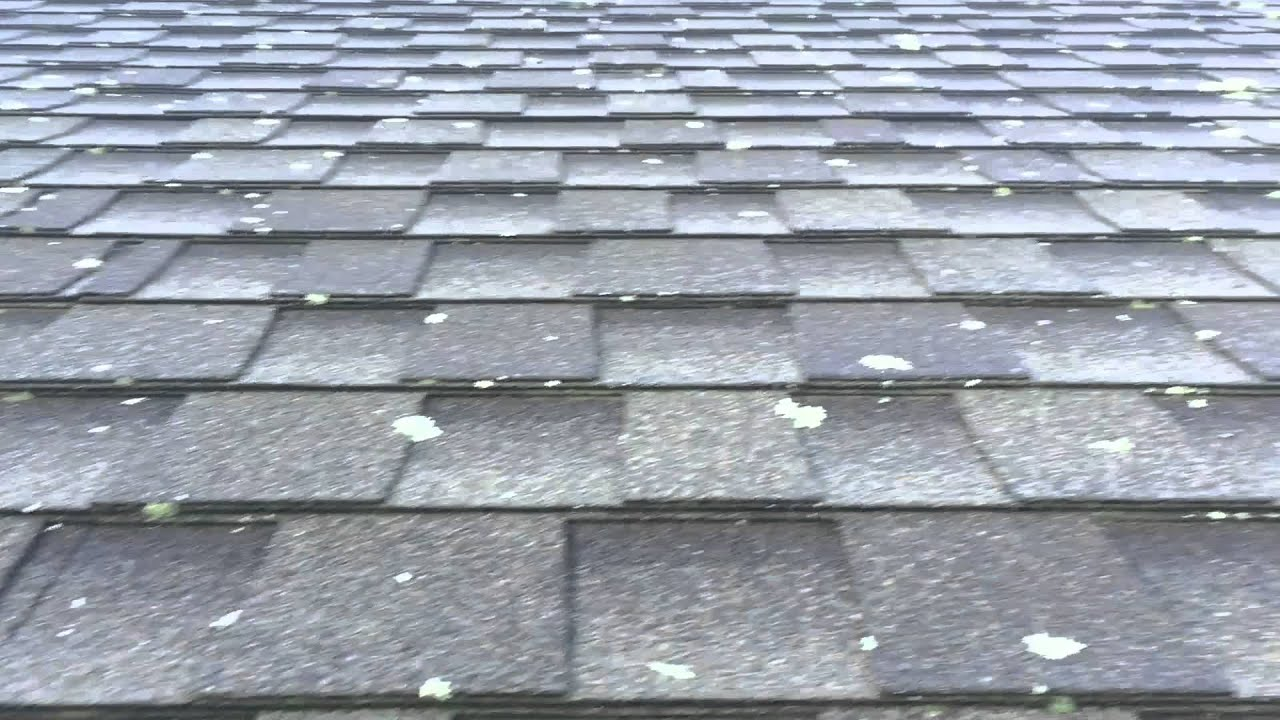 Roof Cleaning Lichen Removal From Asphalt Shingles YouTube – Cleaning Roof Shingles