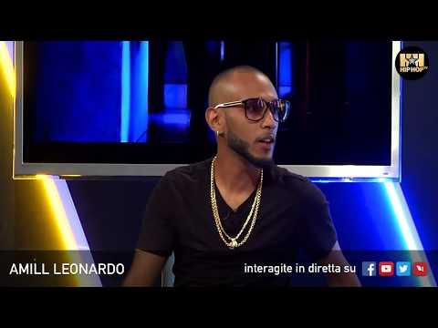 AMILL LEONARDO ⚽️ LIVE SU HIP HOP TV 👊🏻📲