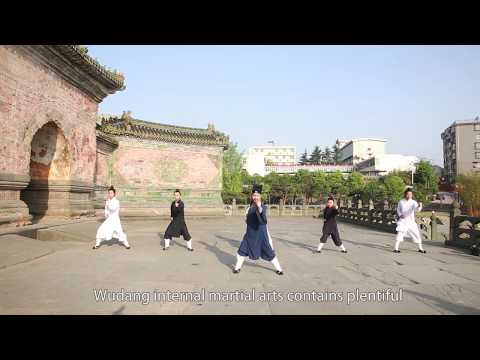 Wudang Martial Arts and Daoist Neiyang Gong