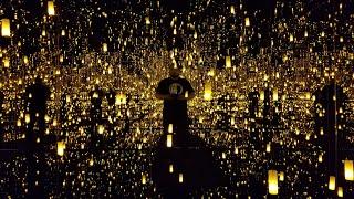 Baixar Infinity Mirrors Yayoi Kusama   LAS VEGAS Bellagio Gallery of fine arts