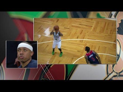 Isaiah Thomas Tribute by Boston Celtics - Nuggets vs Celtics | March 18, 2019 | 2018-19 NBA Season