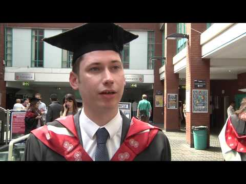 MSc Health Informatics - Graduation 2013 - UCLan
