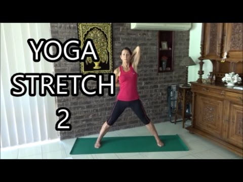Yoga Stretch 2