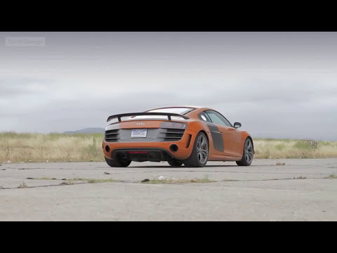 Audi R8 official commercial video 2015