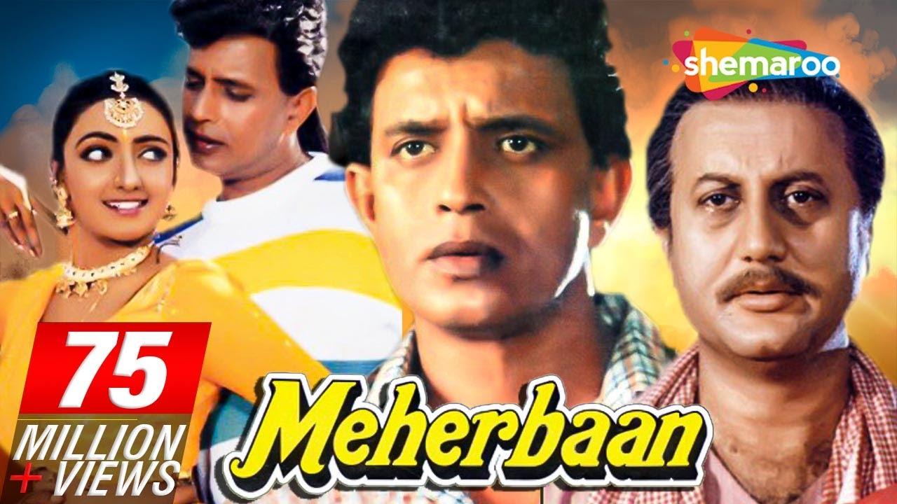 Download Meherbaan - Mithun Chakraborty - Ayesha Jhulka - Anupam Kher - Hindi Full Movie