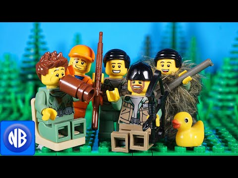 LEGO Dude Perfect Hunting Stereotypes