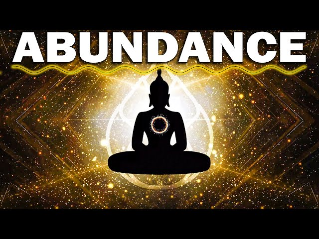 777 Hz + 432 Hz ! Attract Positivity + Luck + Abundance ! Reprogram Your Mind For Success