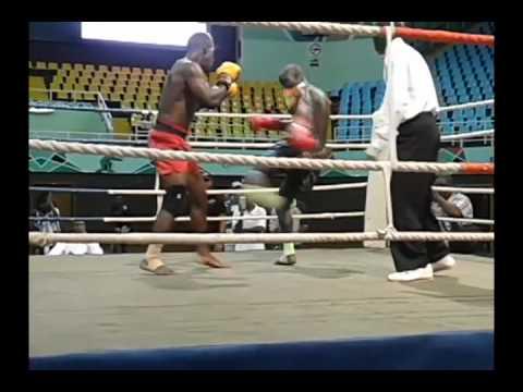 Emmanuel Shija [Tanzania] Vs Golola Moses [Uganda]