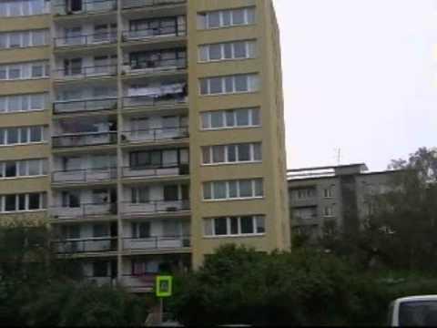Спальный район Праги как живут чехи