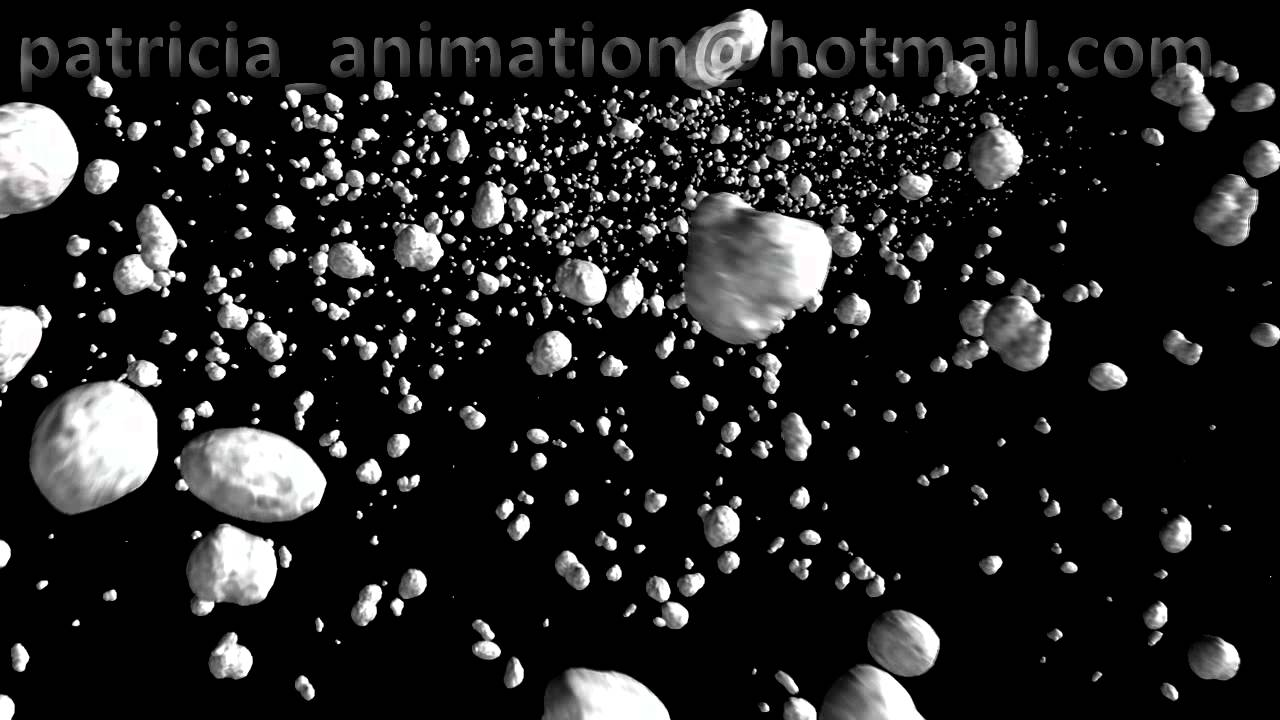 Asteroid Belt Animation (page 3) - Pics about space