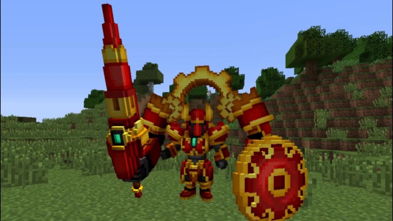 Gallant Knight Minecraft Armourer s Workshop YouTube