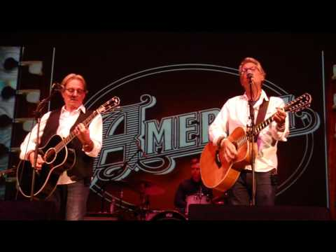 19. Sister Golden Hair by AMERICA Live @ Palace Theatre Greensburg PA 3-26-2017