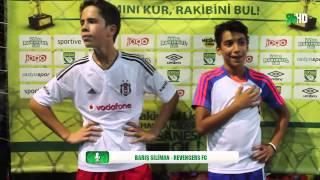 Revengers Fc - Barış Siliman / Röportaj / İZMİR / iddaa Rakipbul Ligi 2015 Açılış Sezonu